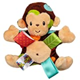 Taggies Dazzle Dots Rattle, Monkey
