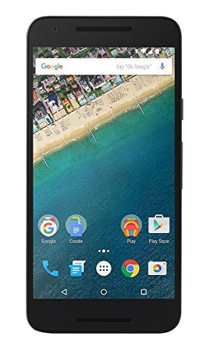 Google NEXUS 5X 32GB ICE (Blue) LG-H791 SIMフリー [並行輸入品]