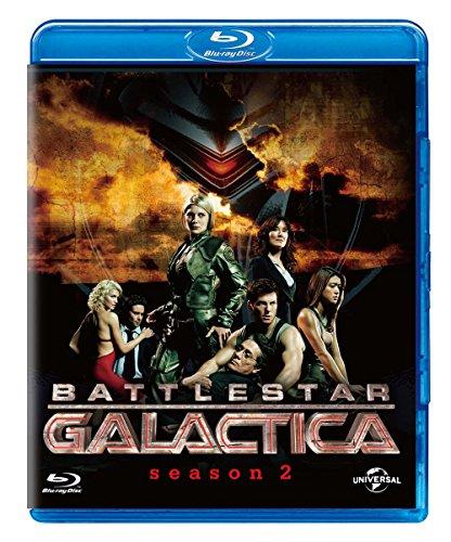 GALACTICA/ギャラクティカ シーズン2 ブルーレイ バリューパック [Blu-ray]