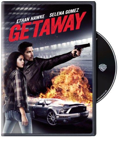 DVD : Getaway (2013) (Ultraviolet Digital Copy, , Eco Amaray Case)