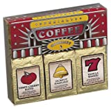 White Coffee Slots, 2-Ounce (Pack of 3)