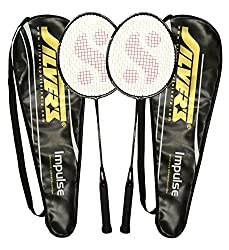Silver's Impulse Badminton Kit Combo 4