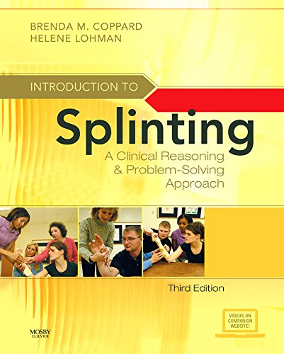 Introduction To Splinting: A Clinical Reasoning And Problem-Solving Approach, 3E front-138198