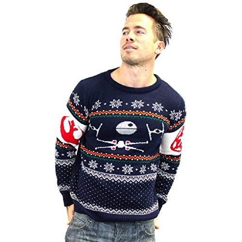 X-Wing-Vs-Tie-Fighter-Official-Star-Wars-Christmas-Jumper-Sweater