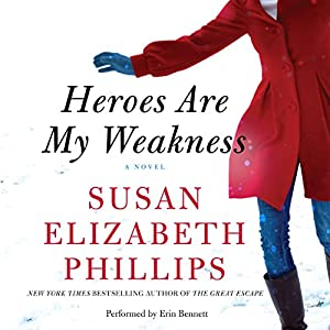 Heroes Are My Weakness Audiobook
