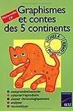 Graphismes et Contes des 5 continents, maternelle-CP. Fiches à photocopier...