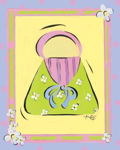 "Art 4 Kids ""Petite Purse"" Mounted Art Print, 16""X20"" front-990977"