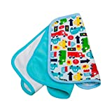 ROTHO BABYDESIGN Waschtücher 3er-Pack Autos Babywaschlappen