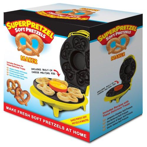 soft pretzel maker machine