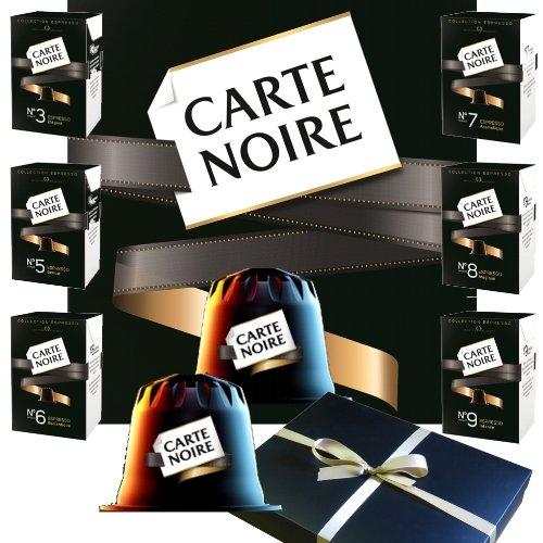 Célèbre Buy Carte Noire Nespresso Coffee Pods Variety Gift Box (24  RA69