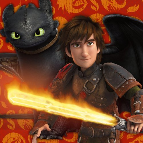How to Train Your Dragon 2 Luncheon Napkins (16 Count)