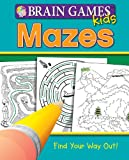 Brain Games Kids Mazes
