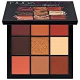Huda Beauty Obsessions Eye Shadow Palettes, Warm Brown