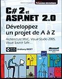 echange, troc Anthony Bidet - C#2 et ASP.NET 2.0 : Développez un projet de A à Z