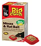The Big Cheese STV118 Natural Active Mouse And Rat Bait 400G
