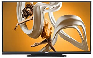 Sharp LC-70LE650U  70-inch Aquos HD 1080p 120Hz  Smart LED TV
