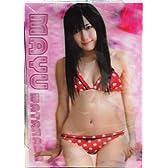 AKB48 渡辺麻友 (まゆゆ) 水着ver. 額縁付き3D立体ポスター