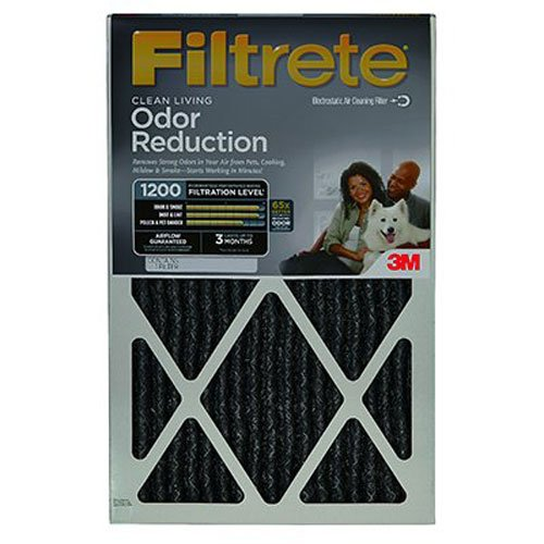 3M COMPANY HOME03-4 20x25x1Odor Reducing Filter (3m Filtrete Odor Reduction compare prices)