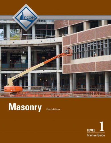 Masonry Level 1 Trainee Guide (4th Edition)