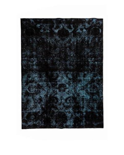 Navaei & Co Tappeto Orientale Persian Vintage Blu 252 x 172 cm