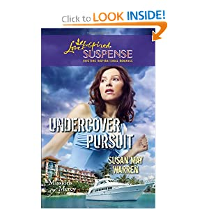 Undercover Pursuit (Steeple Hill Love Inspired Suspense)