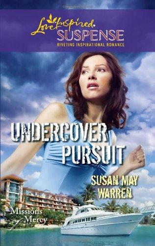 Image of Undercover Pursuit (Love Inspired Suspense)