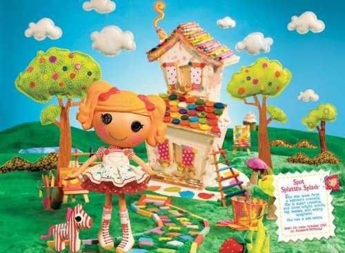 Lalalaoopsy Sew Magical! Sew Cute 24 Pc Puzzle - 1