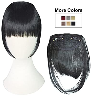 REECHO® Fashion One Piece Clip in Hair Bangs / Fringe / Hair Extensions