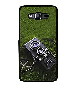 Vizagbeats Antique Camera Back Case Cover For Samsung Galaxy On7