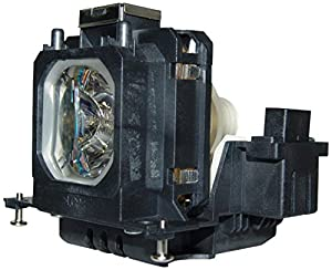 Lutema POA-LMP114 Sanyo 610-336-5404 Replacement LCD/DLP Projector Lamp, Philips Inside