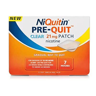 NiQuitin Pre-Quit 21mg Patches from Niquitin
