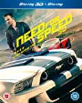 Need for Speed [Blu-ray 3D + Blu-ray]...