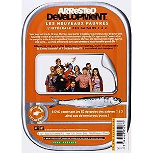 Arrested Development - L'intégrale des saisons 1 à 3 [Édition Limitée]