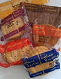 18 x Lichfields Minipacks Biscuits