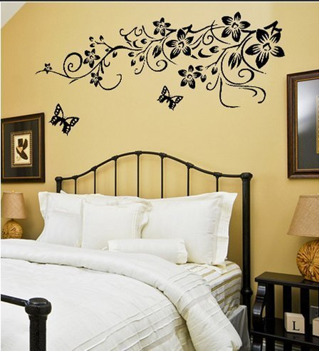 Save 36 Hotportgift 90 60cm Large Flower Butterfly