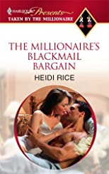The Millionaire&#39;s Blackmail Bargain