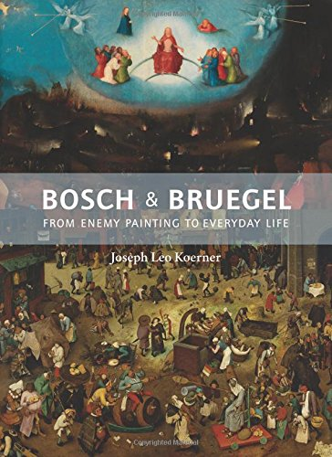 Bosch and Bruegel: From Enemy Painting to Everyday Life (The A. W. Mellon Lectures in the Fine Arts) (A Painting A Day compare prices)