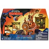 How to Train Your Dragon Movie, Battle & Collapse Playset with Snotlout Action Figure