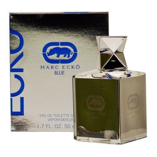 Marc Ecko Eau de Toilette Spray for Men, Blue, 1.7 Fluid Ounce (Marc Ecko Blue compare prices)