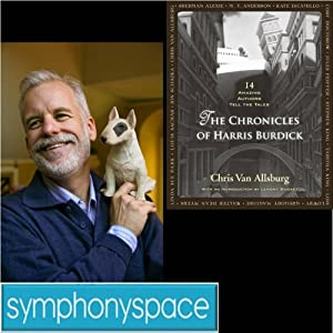 Thalia Kids' Book Club: Chris Van Allsburg's The Chronicles of Harris Burdick | [Chris Van Allsburg]