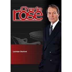 Charlie Rose - Lakhdar Brahimi  (November 29, 2012)