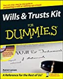 img - for Wills & Trusts Kit for Dummies [With CDROM][WILLS & TRUSTS KIT FOR DUMMIES][Paperback] book / textbook / text book