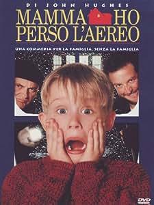 Amazon.com: Mamma Ho Perso L'Aereo [Italian Edition]: John Candy, Kieran Culkin, Macaulay Culkin