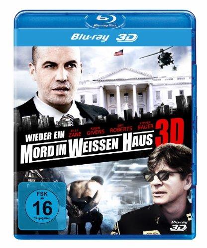 Wieder ein Mord im Weißen Haus - 3D-BluRay [3D Blu-ray]