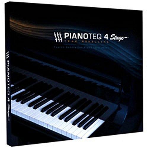 Modartt Pianoteq 4 Stage Virtual Instrument Plug In