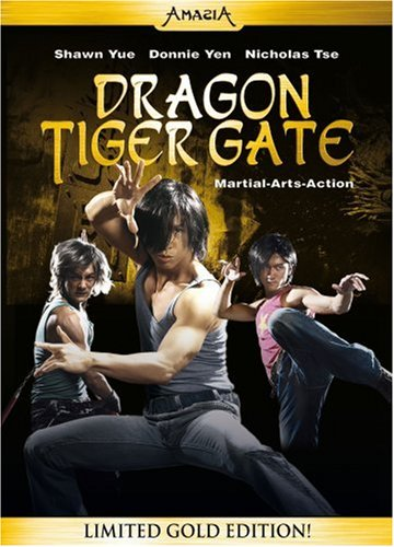 Dragon Tiger Gate (Limited Gold Edition, Metalpak) [Limited Edition] [2 DVDs]