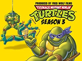 Teenage Mutant Ninja Turtles Season 3