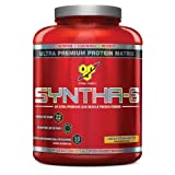 Proteína SYNTHA-6 en polvo BSN, 5.0 libras, sabor chocolate maní.