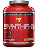 BSN SYNTHA-6 Protein Powder - Chocolate Peanut Butter, 5.0 lb (48 Servings)