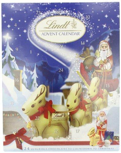 Lindt Advent Calendar - 160G